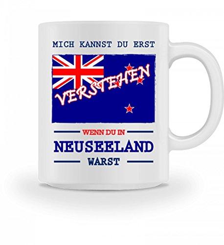 Tasse mit Spruch Mich kannst du erst verstehen wenn du in Neuseeland warst Geschenk