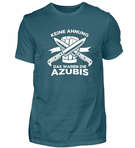 Koch Keine Ahnung Das Waren die Azubis Herren T Shirt Geschenk für Küche Personal Gastronomie