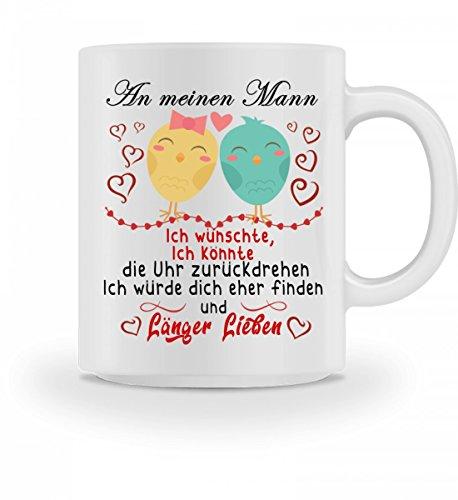 Tasse mit Spruch An meinen Mann Liebe Geschenk