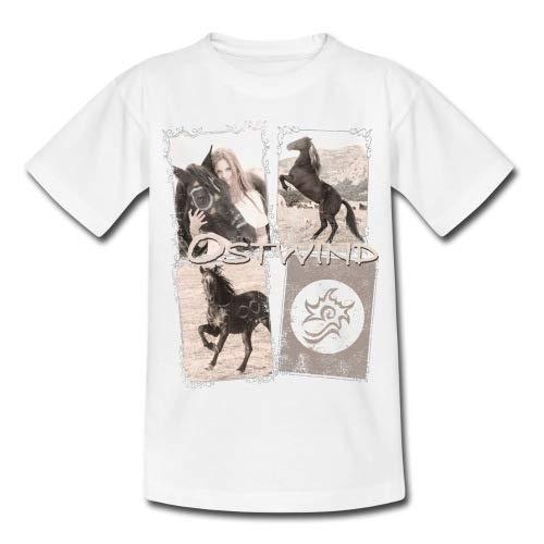 Spreadshirt OSTWIND Aufbruch Nach Ora Collage Teenager T-Shirt