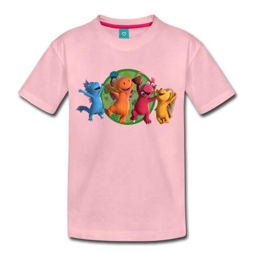 Spreadshirt Der Kleine Drache Kokosnuss Party Freunde Kinder Premium T-Shirt