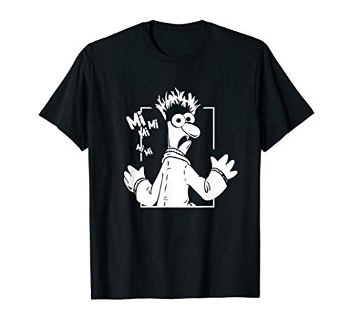 MiMiMi Mi Mi Mi Mr Beaker Satire Parodie Sprüche Comedy T-Shirt